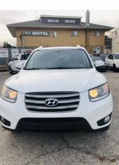 Used 2012 Hyundai Santa Fe LIMITED for sale in Scarborough, ON