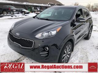 Used 2018 Kia Sportage EX 4D Utility AWD 2.4L for sale in Calgary, AB