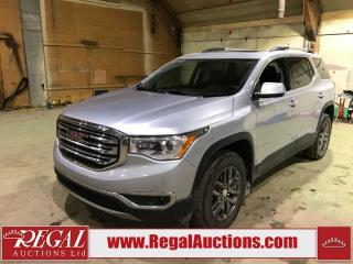 Used 2017 GMC Acadia SLT 4D Utility AWD for sale in Calgary, AB