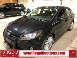 Used 2013 Ford Focus Titanium 4D Sedan for sale in Calgary, AB