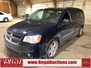Used 2012 Dodge Grand Caravan 4D Sports VAN for sale in Calgary, AB