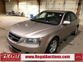 Used 2006 Hyundai Sonata 4D Sedan for sale in Calgary, AB