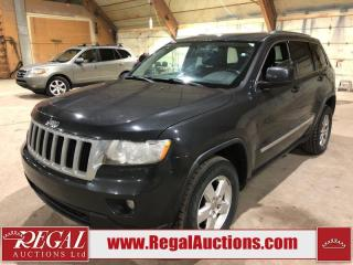 Used 2011 Jeep Grand Cherokee Laredo 4D Utility for sale in Calgary, AB