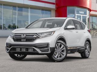 New 2020 Honda CR-V Black Edition for sale in Winnipeg, MB