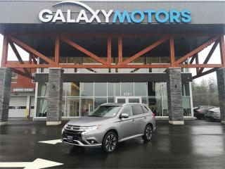 Used 2018 Mitsubishi Outlander Phev SEL - AWC, LEATHER, AUTO STOP/START for sale in Victoria, BC