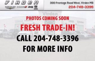 Used 2015 Jeep Wrangler Unlimited Sahara for sale in Virden, MB