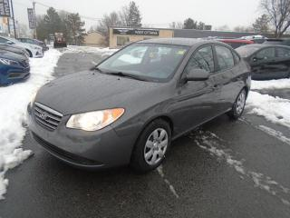 Used 2007 Hyundai Elantra GL '' AS TRADED '' for sale in Ottawa, ON