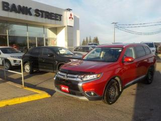 Used 2018 Mitsubishi Outlander SE Anniversary Edition for sale in Gloucester, ON