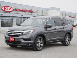 Used 2018 Honda Pilot EX-L Navi AWD | Navigation | Leather | Sunroof for sale in Winnipeg, MB