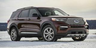 New 2021 Ford Explorer for sale in Aurora, ON
