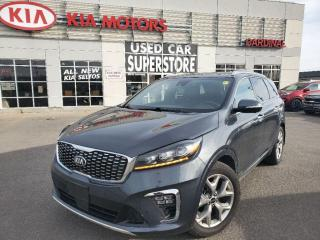 New 2020 Kia Sorento SX V6 AWD - LED Headlights, Smart Auto High Beam for sale in Niagara Falls, ON