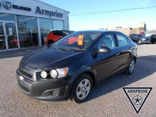 Used 2014 Chevrolet Sonic LT Auto for sale in Arnprior, ON