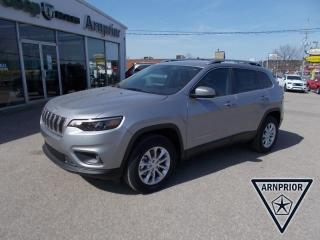 New 2021 Jeep Cherokee North for sale in Arnprior, ON