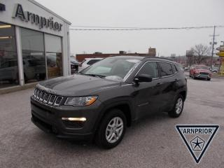 New 2021 Jeep Compass Sport for sale in Arnprior, ON