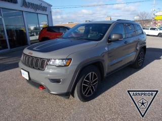 Used 2020 Jeep Grand Cherokee Trailhawk for sale in Arnprior, ON
