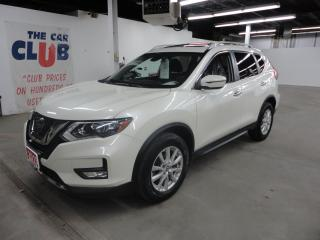 Used 2019 Nissan Rogue AWD SV W/ SUNROOF for sale in Ottawa, ON