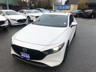 Used 2020 Mazda MAZDA3 Sport GT at AWD for sale in Burnaby, BC