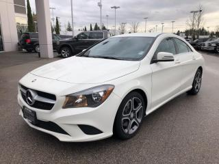 Used 2015 Mercedes-Benz CLA 250 ** LEATHER INTERIOR ** LOCAL CAR ** for sale in Surrey, BC