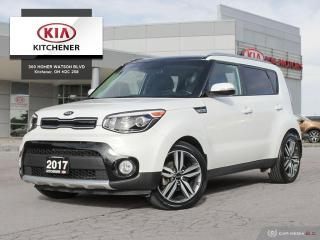 Used 2017 Kia Soul EX Premium - CARFAX CLEAN for sale in Kitchener, ON