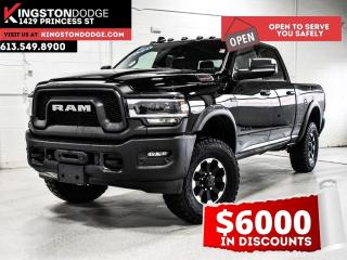 New 2020 RAM 2500 Power Wagon | Toyo Tire Upgrade | Nav | RamBox | 1 for sale in Kingston, ON