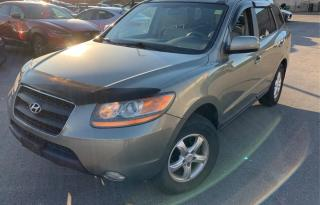 Used 2009 Hyundai Santa Fe ***GREAT CONDITION/LEATHER/SUNROOF/1 OWNER*** for sale in Hamilton, ON