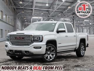 Used 2018 GMC Sierra 1500 Denali for sale in Mississauga, ON