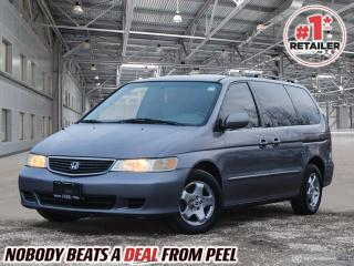 Used 2001 Honda Odyssey EX-Captain for sale in Mississauga, ON