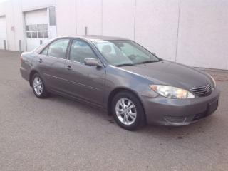 Used 2005 Toyota Camry LE ***OWNED BY A TOYOTA DEALER MASTER MECHANIC*** for sale in Hamilton, ON