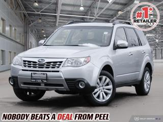 Used 2011 Subaru Forester 2.5 X Limited Package for sale in Mississauga, ON