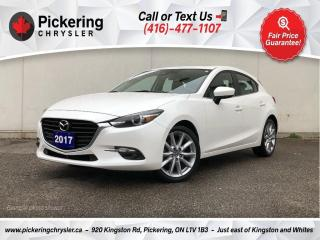 Used 2017 Mazda MAZDA3 GT - Sunroof/Rear CAM/Touchscreen/Heated Seats for sale in Pickering, ON