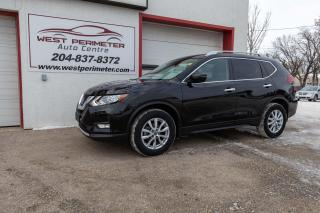 Used 2019 Nissan Rogue AWD SV*B/up Cam*Heated Seats*Bluetooth for sale in Winnipeg, MB