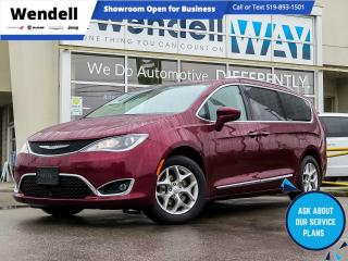 Used 2020 Chrysler Pacifica Touring L Plus Nav/Advanced Safety Tech Pkg for sale in Kitchener, ON