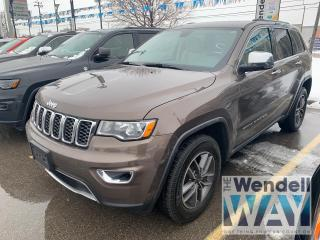 Used 2020 Jeep Grand Cherokee Limited Tow Pkg / Apple CarPlay for sale in Kitchener, ON