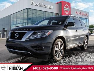 Used 2016 Nissan Pathfinder S for sale in Medicine Hat, AB