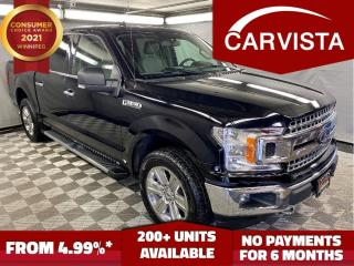 Used 2018 Ford F-150 XTR SUPERCREW - 302A - NAV/NO ACCIDENTS- for sale in Winnipeg, MB