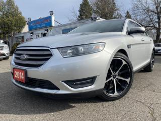Used 2014 Ford Taurus 4dr Sdn SEL AWD|NAVI|BACKUPCAM|SUNROOF|REMOTESTARTER for sale in Brampton, ON