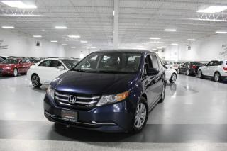 Used 2015 Honda Odyssey EX-L NO ACCIDENTS I NAVIGATION I LEATHER I SUNROOF I R. CAM for sale in Mississauga, ON