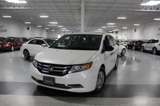 Used 2014 Honda Odyssey LX I REAR CAM I POWER OPTIONS I KEYLESS ENTRY I BLUETOOTH for sale in Mississauga, ON