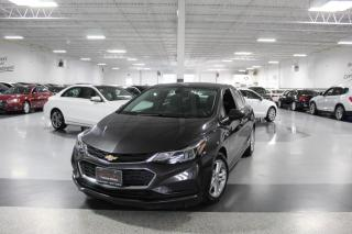 Used 2016 Chevrolet Cruze LT NO ACCIDENTS I REAR CAM I CARPLAY I HEATED SEATS I BT for sale in Mississauga, ON