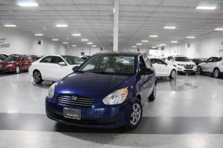 Used 2009 Hyundai Accent NO ACCIDENTS I POWER OPTIONS I KEYLESS ENTRY I AS IS for sale in Mississauga, ON