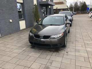 Used 2010 Kia Forte 4DR SDN EX for sale in Nobleton, ON