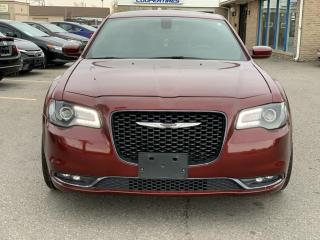 Used 2018 Chrysler 300 FULLYLOADED 300S AWD WITH 3YEARS WARRANTY INCLUDED for sale in Brampton, ON