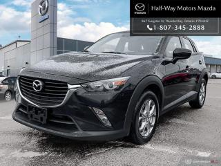 Used 2017 Mazda CX-3 GS for sale in Thunder Bay, ON