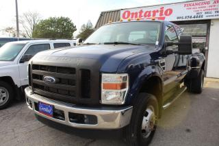 Used 2008 Ford F-350 Super Duty DRW 4WD SuperCab 158