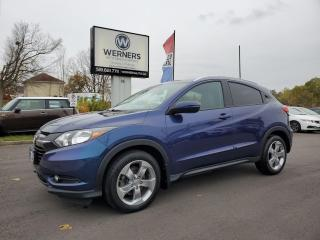 Used 2016 Honda HR-V EX-L w/Navigation for sale in Cambridge, ON