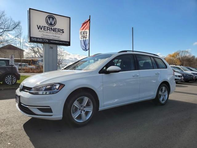 2019 Volkswagen Golf Sportwagen 1.4T S 4Motion 6A