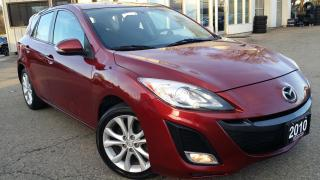 Used 2010 Mazda MAZDA3 GT 5-Door - HEATED SEATS! BLUETOOTH! for sale in Kitchener, ON