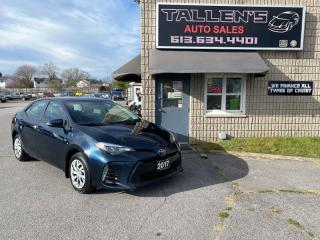 Used 2017 Toyota Corolla SE for sale in Kingston, ON