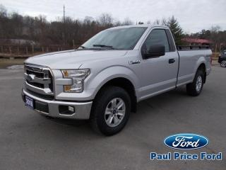 Used 2016 Ford F-150 XLT Regular Cab 4x4 for sale in Bancroft, ON