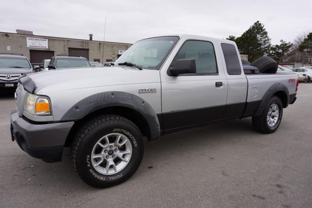 2008 Ford Ranger FX4 AWD V6 OFF-ROAD CERTIFIED 2YR WARRANTY *FREE ACCIDENT* CRUISE HITCH ALLOYS